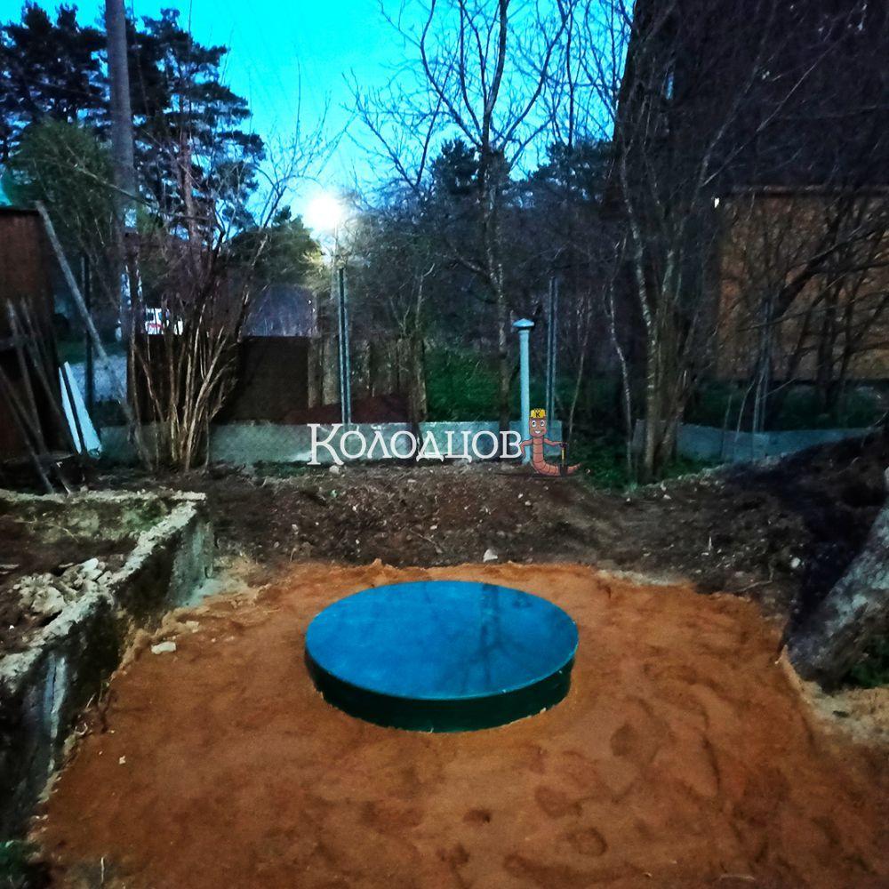 Наши работы: Оптима 4, Васкелово, май 2021